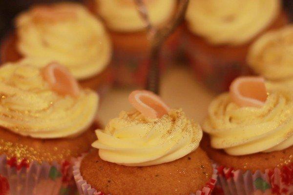 citrus cakes