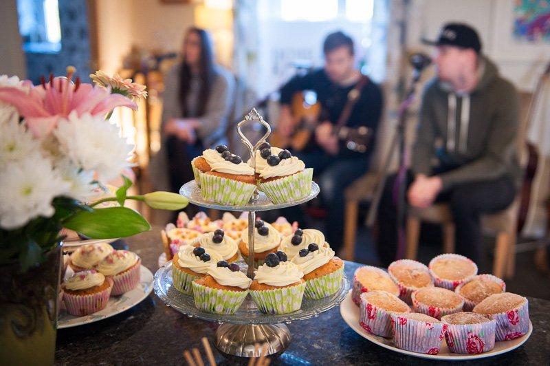 Indie Kitchen featuring Professor Green at Treloar Farm, Helston - Cornwall